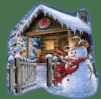 christmas house winter maison noel hiver