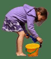 Kaz_Creations  Baby Enfant Child Girl Beach Playing
