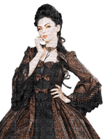 woman goth