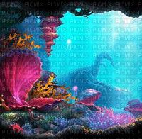 Rena Meer Hintergrund Underwater