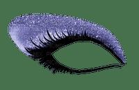 Eye, Eyes, Eyelash, Eyelashes, Eyeshadow, Makeup, Purple - Jitter.Bug.Girl