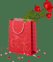 Kaz_Creations Gift Bag Flowers  Colours