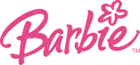 BARBIE TEXT LOGO