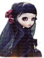 gothic doll gothique poupée