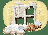 room raum espace chambre  habitación zimmer window fenster fenêtre  teddy bear night sleep