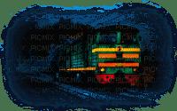 Kaz_Creations Paysage Scenery Train