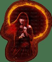 femme avec ombrelle.Cheyenne63