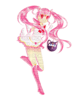 Sailor Moon Crystal Chibi Moon Chibiusa Black Lady