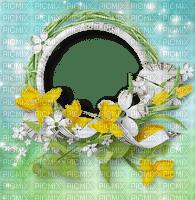 CADRE-FOND-SPRING_BACKGROUND-fleur-Blue DREAM 70