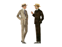 man in suit bp