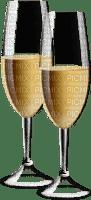 Kaz_Creations Champagne Flutes Glasses