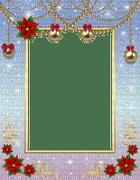 Noël.Christmas frame.Cadre.Victoriabea