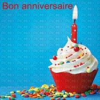 image encre bon anniversaire bougie gâterie color effet ballons  edited by me