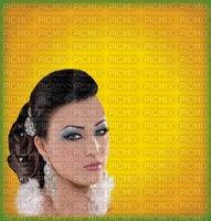 image encre couleur femme visage edited by me