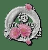 Bubble w/flowers