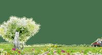 Kaz_Creations Garden Grass  Deco Flowers