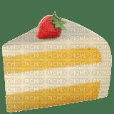 Strawberry cake emoji