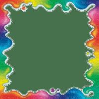 frame color blob cadre couleurs blob