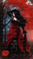 femme gothique gothic woman