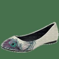 Kaz_Creations Peacock Deco Shoe Shoes
