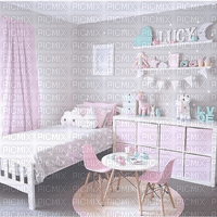 bedroom baby girl  chambre de bébé