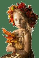 mujer otoño by EstrellaCristal