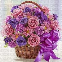 Flowers fleurs flores  violet fête