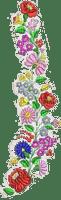 Blumengirlande