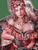 dolceluna vintage femme rococo pink owl