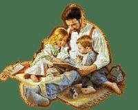 Rena Vintage Father Vater Man Mann Childs Kinder