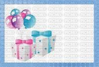 multicolore image encre couleur étoiles effet mariage bon anniversaire cadeaux ballons  edited by me
