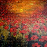 fond painting Flower loly33