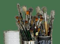 Painting.Paintbrush.Pinceaux.Art.peinture.Victoriabea