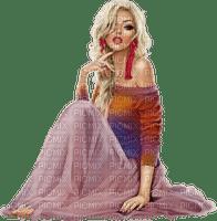 kvinna-woman-sitter