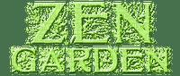 zen garden text