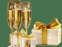 chantalmi déco noël  cadeau gilt blanc white champage