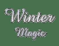 Winter magic.Text.Victoriabea