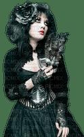 kobieta gothic