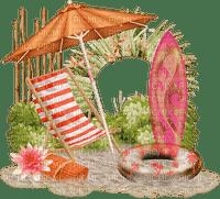 background-fond-cadre-frame-paysage-sea-beach-decoration-encre-summer_été_tube-Blue DREAM 70