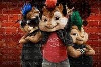 rock chipmunks