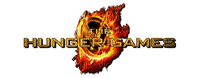 HUNGER GAMES TEXT LOGO MOVIE