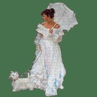 woman  dog femme  chien vintage