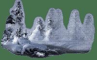 tube paysage hiver