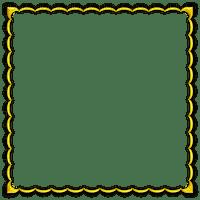 munot - rahmen gelb - yellow frame - jaune cadre
