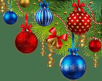 CHRISTMAS DECO BALLS CORNEr noel boules deco