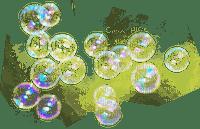 bubble glass effect