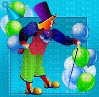 image encre bon anniversaire color  ballons  edited by me