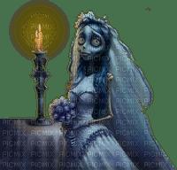 gothic bride femme la mariée