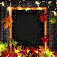 automne lumiere cadre autumn lights frame