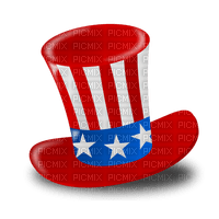 Kaz_Creations America 4th July Independance Day American Hat
